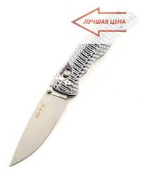 Складной нож из рукоятью Микарта + клипса для ремня, мощный и практичный