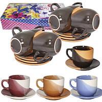 Набор чайный 12 пр. керамика SNT 1010