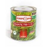 Эмаль ПФ-115 Химрезерв  салатовый ( 2,5 кг )