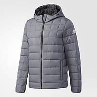 Пуховик мужской Adidas NUVIC HEATHER BQ8628