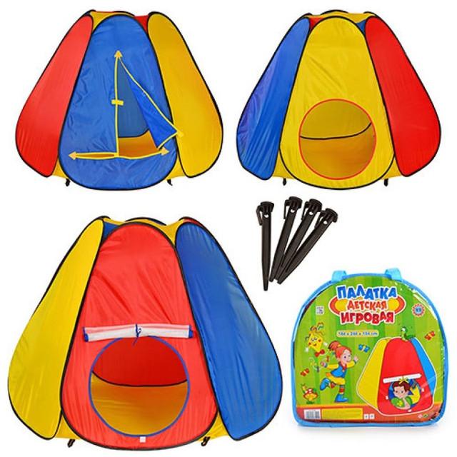 Детская палатка Шестигранник Bambi М0506