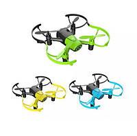 Квадрокоптер K900W с гироскопом, камера, WiFi, FPV, аккумуляторы и USB (разноцветный) Royaltoys