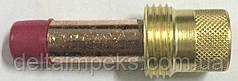 Корпус цанги з дифузором для пальника ABITIG 17,26,18, д 1.6 мм