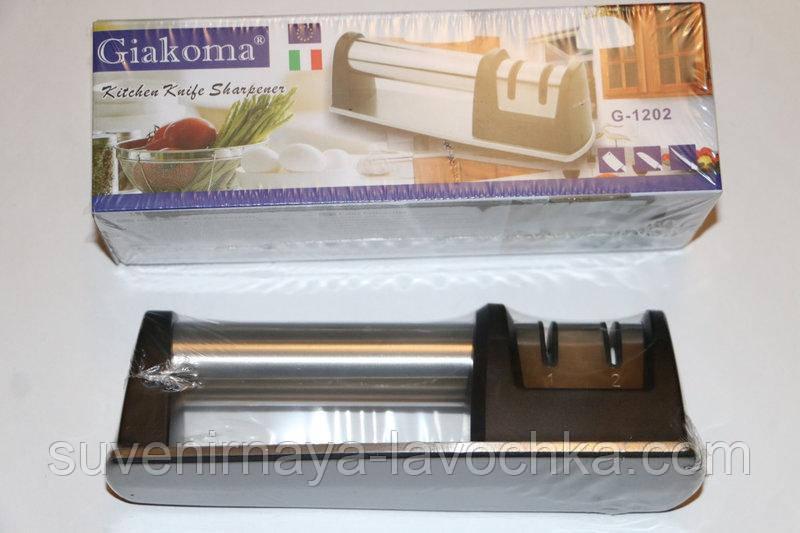 Точилка для ножей Giakoma G-1203\1202
