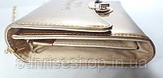 Сумка-клатч дитяча лакова для дівчинки - підлітка, фото 3