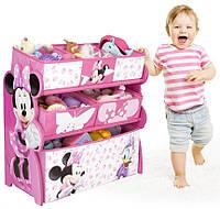 Комод / ящик / органайзер для детских игрушек Delta Минни Маус
