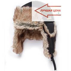 Шапка-вушанка Norfin, тепла і зручна, супер якість, -40С
