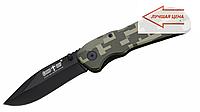 Нож складной из качественной нержавеющей стали 440А