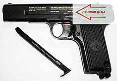 Пистолет пневматический Crosman C - TT.
