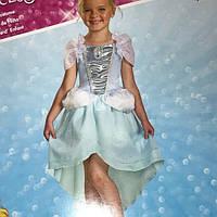 Праздничное платье для девочки Золушка Disney Princess на 4-6 лет