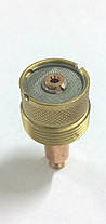 Корпус цанги з дифузором збільшена модель для пальника ABITIG 17,26,18, д 3.2 мм, фото 2