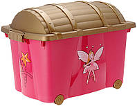 Коробка / ящик для детских игрушек 57 л