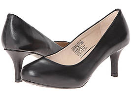 Туфли на каблуке (Оригинал) Rockport Seven to 7 Low Pump Black Smooth