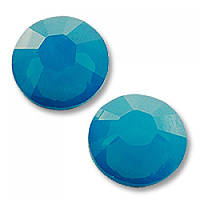 Стразы Сваровски 2028  Blue Opal 394, 100шт(SS3)