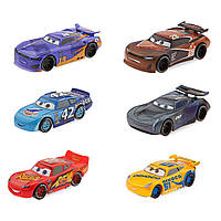 Тачки 3 Набор 6 машин Cars 3 Figure Play Set 6 cars, фото 1