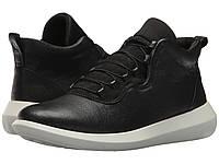 Кроссовки/Кеды (Оригинал) ECCO Scinapse High Top Black/Black Yak Leather/Yak Nubuck, фото 1