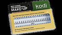 Ресницы накладные пучковые (60 пучков) 2001 Kodi