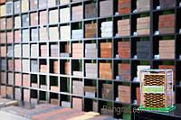 Тротуарная клинкерная брусчатка CRH Terra Marrone 242/80/60