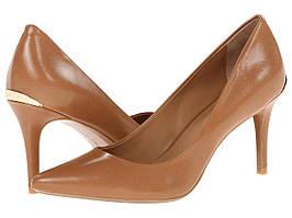 Туфли на каблуке (Оригинал) Calvin Klein Gayle Caramel