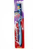 Зубная щетка  COLGATE ZIG ZAG, мягкая.
