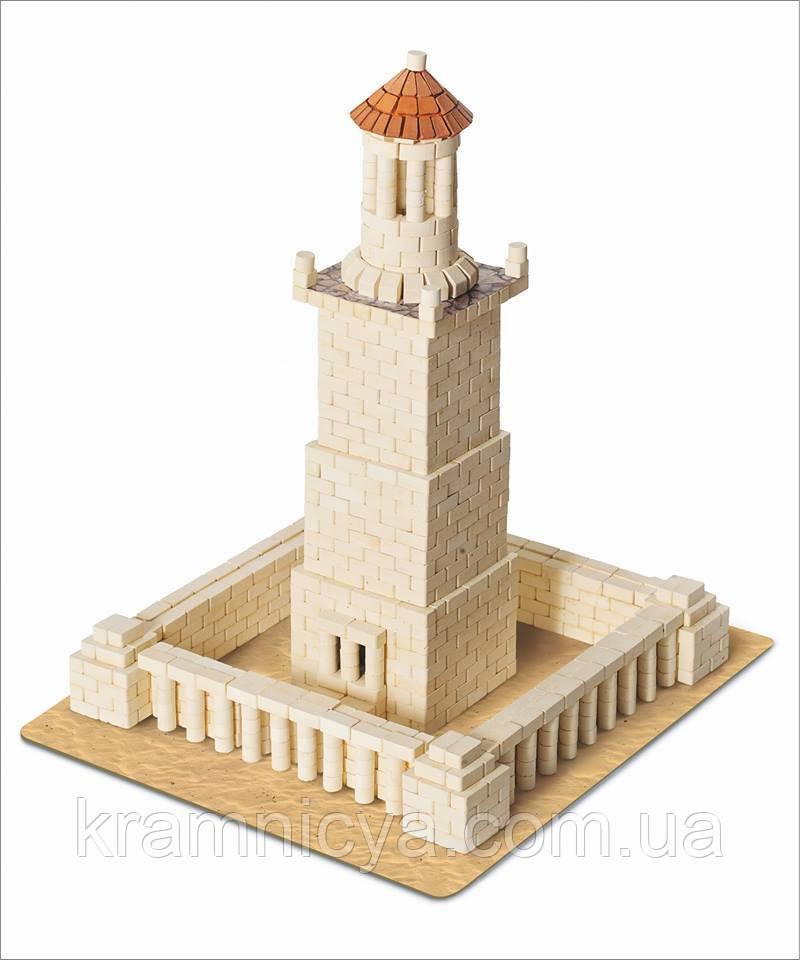 Конструктор из керамических кирпичиков 'Александрийский маяк', серия 'Мидл' (0800, 70323)