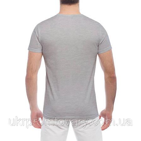 Мужская футболка - Н - Надя, отличный подарок купить со скидкой, недорого, фото 2