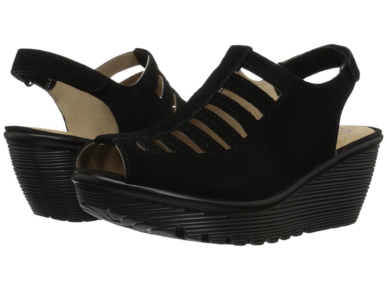 Туфли на каблуке (Оригинал) SKECHERS Parallel - Trapezoid Black