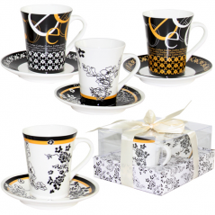 Набор чайный 2пр. 200 мл Style