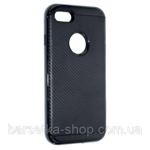 Защитный чехол iPaky для Apple iPhone 7, черный