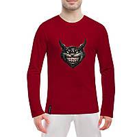 Лонгслив мужской - Cheshire Cat alice-madness-returns, отличный подарок купить со скидкой, недорого