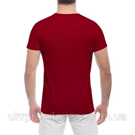 Мужская футболка - BSD, отличный подарок купить со скидкой, недорого, фото 2