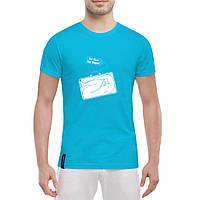 Мужская футболка - Едем на Гоа!, отличный подарок купить со скидкой, недорого