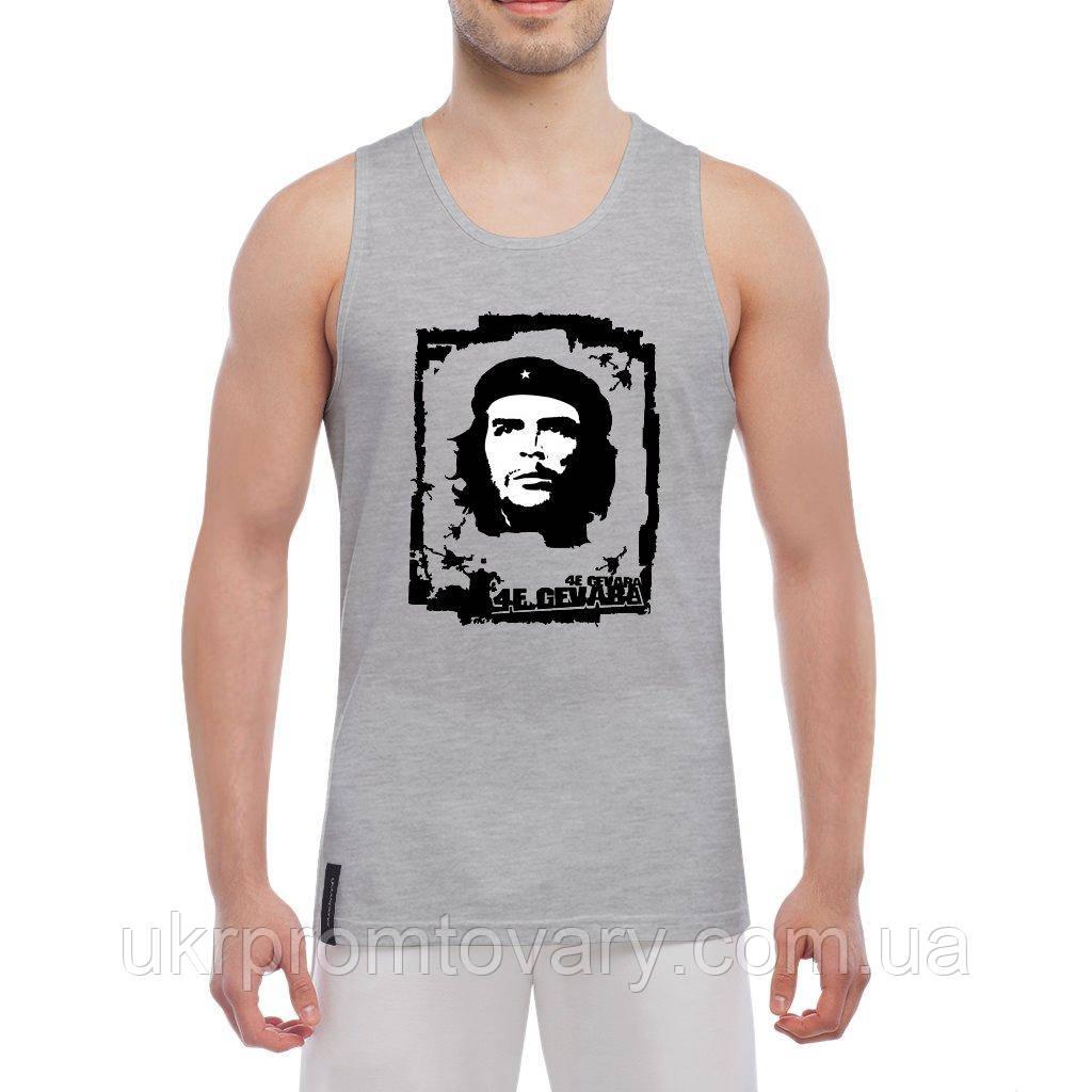 Майка мужская - Че Гевара, отличный подарок купить со скидкой, недорого