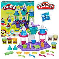 Набор Замок мороженого Play-Doh B5523, фото 1