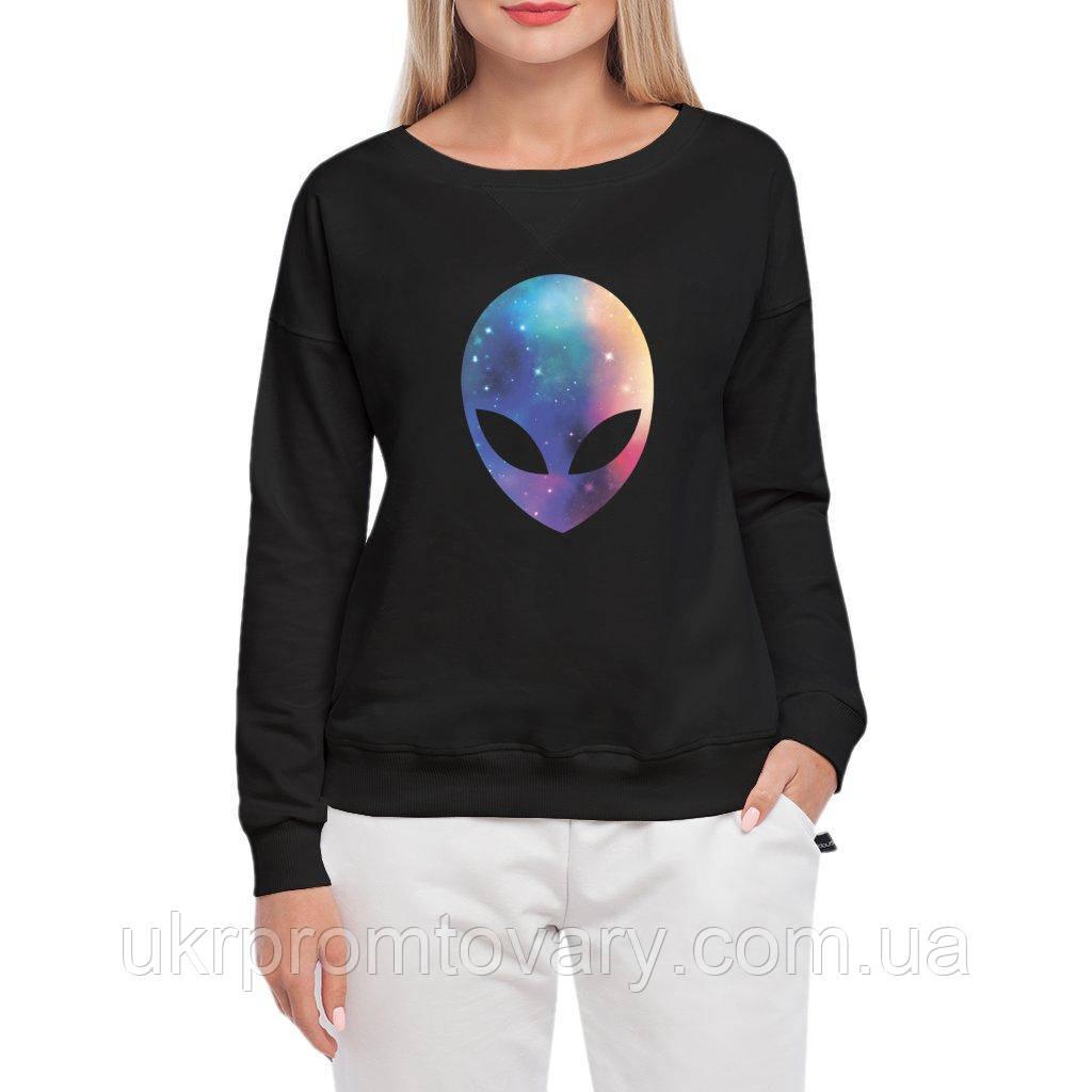 Свитшот женский - Aliens, отличный подарок купить со скидкой, недорого