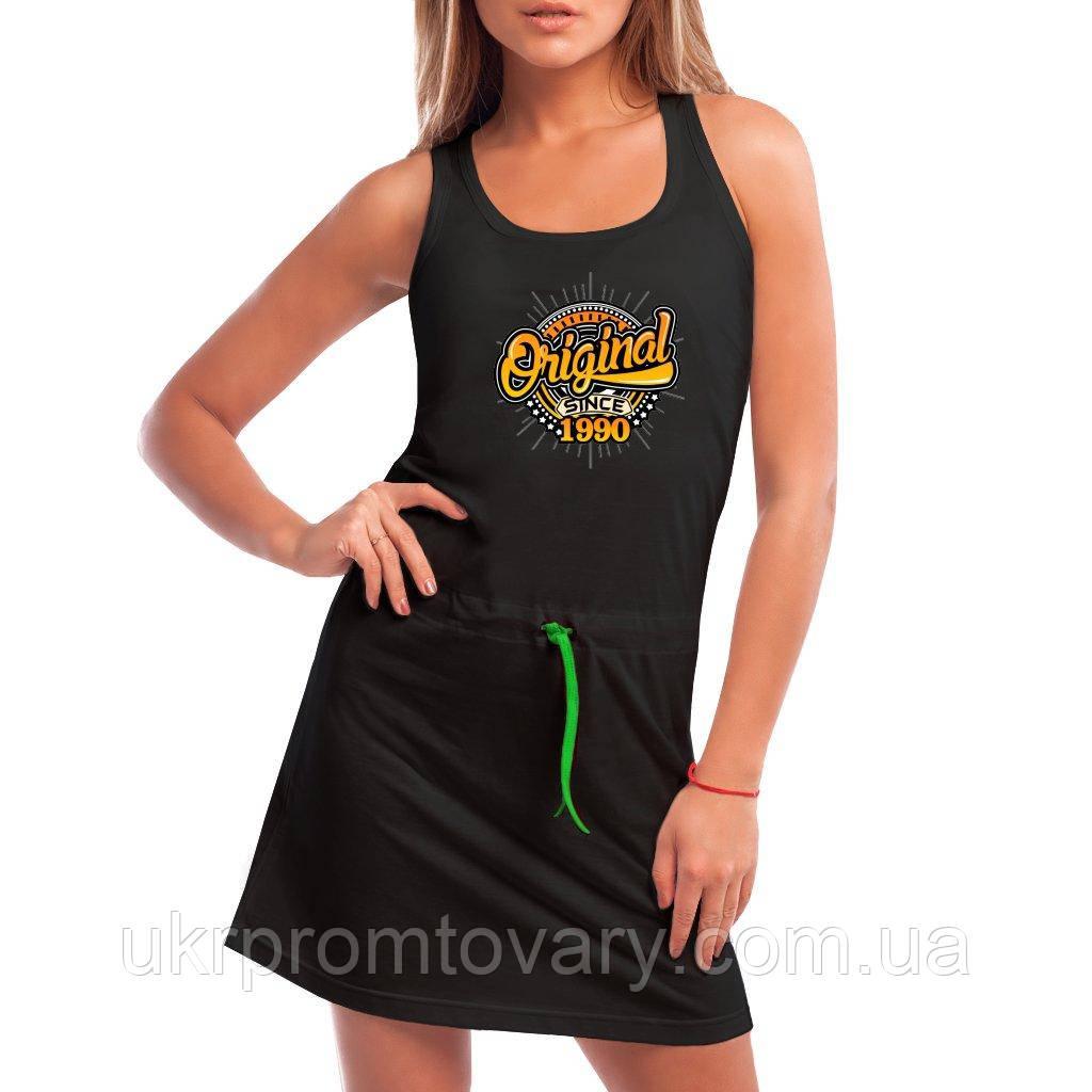Платье - Original since 1990, отличный подарок купить со скидкой, недорого