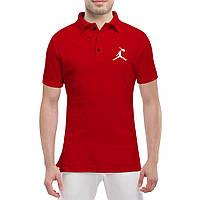 Мужская футболка Поло - Джордан-гитарист, отличный подарок купить со скидкой, недорого