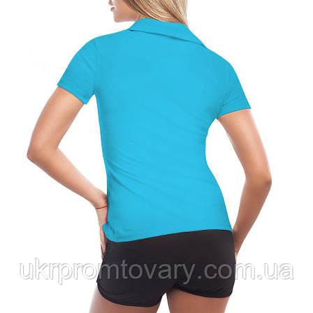 Женская футболка Поло - Robert Downey jr., отличный подарок купить со скидкой, недорого, фото 2