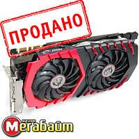 Видеокарта GF GTX 1080 8Gb GDDR5X Gaming X MSI (GeForce GTX 1080 GAMING X 8G), фото 1