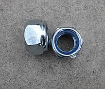 Гайка M10 DIN 985 класс прочности 8.0