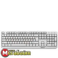 Клавиатура REAL-EL Standard 500 USB белый
