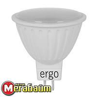 LED лампа ERGO Standard MR16 GU5.3 5W 220V 4100K