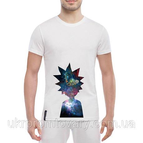 Мужская футболка - galactic, отличный подарок купить со скидкой, недорого, фото 2