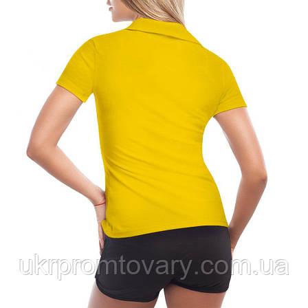 Женская футболка Поло - Хозяин, отличный подарок купить со скидкой, недорого, фото 2