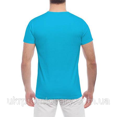 Мужская футболка - Fishing, отличный подарок купить со скидкой, недорого, фото 2