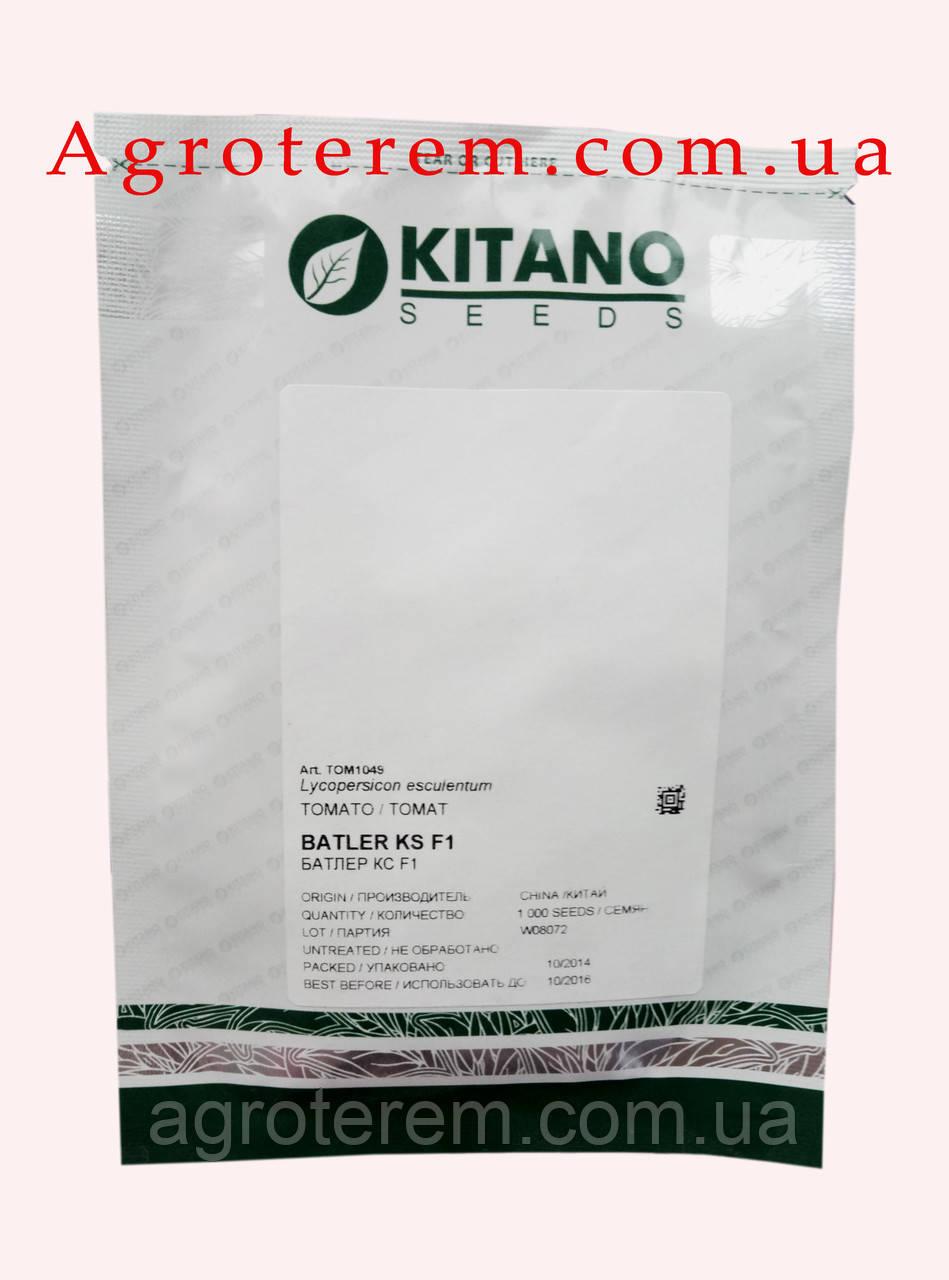 Семена томата Батлер F1(Batler KS F1) 1000 с - Agroterem в Одессе