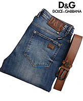 Мужские джинсы большого размера Dolce & Gabbana,размеры W-36.38,40.42 в наличии