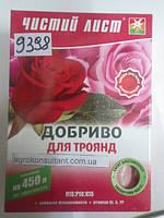 """Добрива """"Чистий Аркуш"""" для троянд (300г)\ Добриво ЧЛ для троянд"""