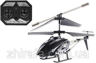 Радиоуправляемый вертолет Model King 33008 с гироскопом, черный