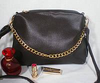Практичная женская сумка на каждый день на работу